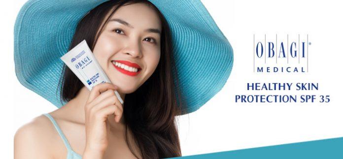 Bảo vệ làn da với Kem chống nắng Obagi Healthy Skin Protection Spf 35