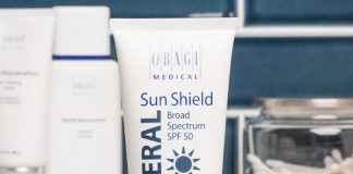 Chống nắng hiệu quả với Obagi Mineral Sunshield Broad Spectrum SPF 50