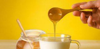 Mặt nạ chống lão hóa da với mật ong và sữa tươi