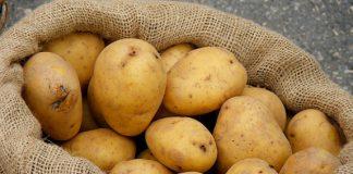 Dùng khoai tây tươi để trị nám