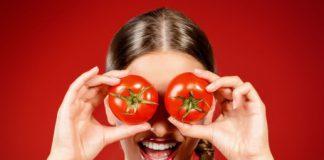 Trị nám da từ cà chua